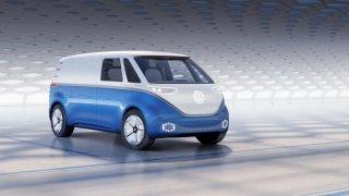 Volkswagen I.D. BUZZ CARGO 1