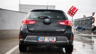 Toyota Auris Hybrid 1