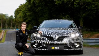Renault Mégane R.S. odkrývá své tvary 4