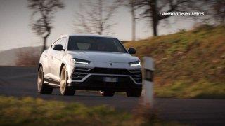 Recenzce Lamborghini Urus