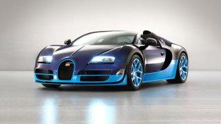 Dokonalý model Veyronu 1:8 stojí statisíce. Má funkční světla i interiér
