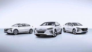 """Hyundai IONIQ získal ocenění """"Světové auto roku pro ženy"""""""