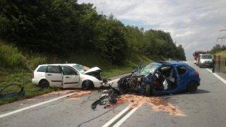 Toto jsou nejnebezpečnější úseky českých silnic v loňském roce. Bouralo se tu často a vážně