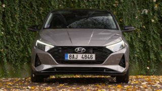 Recenze nové generace Hyundai i20 1.0 T-GDi Mild Hybrid Style DCT
