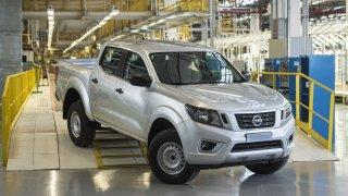 Nissan navyšuje výrobu pick-upu Navara