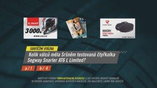 Autosalon 009 - soutěžte o hodnotné ceny!