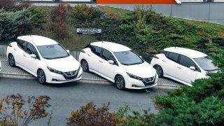 Praha nakoupila 27 elektromobilů za 20 milionů korun. První už si převzala