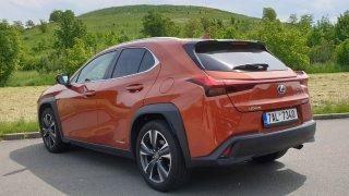 Lexus UX 250h Luxury
