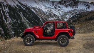 Mistr terénu modernizuje. Jeep Wrangler v novém.