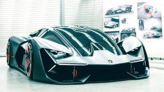 Supersport Lamborghini