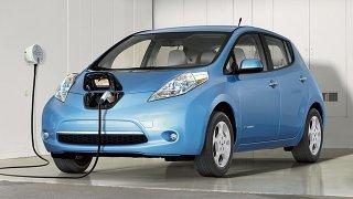 Nissan LEAF 1. generace