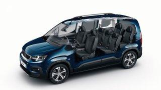 Nejlevnější nové sedmimístné auto stojí necelých 343 tisíc korun. Do půl miliónu už je na výběr