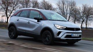 Test Opelu Crossland 1.2 Turbo: Levné a prostorné SUV vylepšilo podvozek i řízení. Řazení nikoli