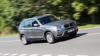 BMW X3 xDrive20d exteriér 1