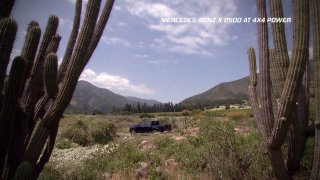 Recenze prémiového pickupu Mercedes-Benz třídy X 250d 4x4 Power
