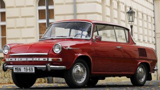 Škoda 1100 MBX: Téhle nádhery se vyrobilo jen 2517 kusů. Z jejich majitelů se stali milionáři