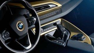 BMW i Starlight Edition interiér