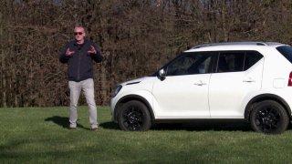 Recenze mini SUV Suzuki Ignis 1.2 DualJet (repríza)