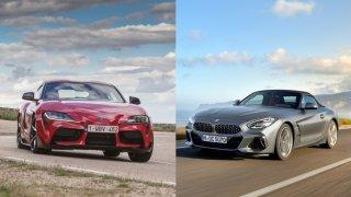 Toyota Supra je vlastně převlečené BMW Z4. Co všechno mají společného?