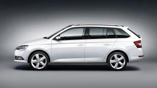 Škoda Fabia Combi 2019