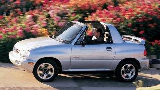 SUV, kabriolet a sedan dohromady. Jako když ho nakreslí dítě, vysmál se Clarkson Suzuki