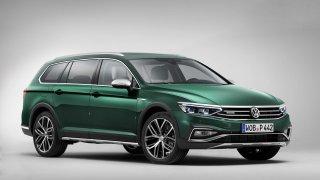 Volkswagen Passat Alltrack 2019 1