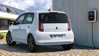 Elektromobil Škoda Citigo e iV by mohl stát podnikatele a firmy méně než 300 tisíc korun