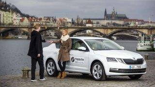 Škoda Auto DigiLab posiluje svou platformu pro carsharing HoppyGo