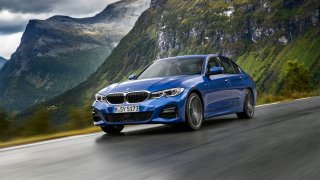 BMW řady 3 2020