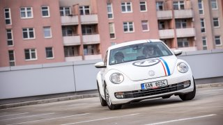 Volkswagen Beetle 1.2 TSI jízda 4