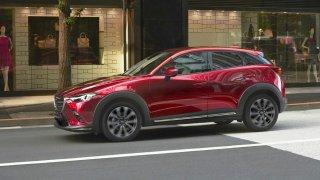 Mazda modernizovala svou modelovou řadu CX-3