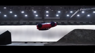 Jaguar E-Pace skok 1