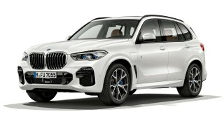 Nová plug-in hybridní verze Sports Activity Vehicle. BMW X5 xDrive45e iPerformance.
