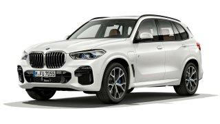 Nová plug-in hybridní verze Sports Activity Vehicle. BMW X5 xDrive45e iPerformance.