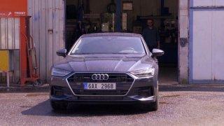 Test Audi A7 Sportback 55 TFSI quattro
