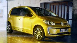 VW se pošťuchuje se Škodou o nejlevnější elektromobil v Česku. Nový e-up! prodává od 449 900 korun