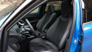 Peugeot 308 SW GT.