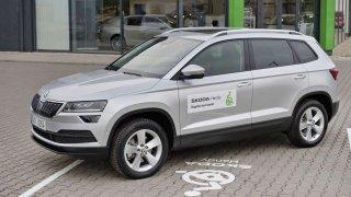 Škoda Handy