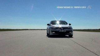 Recenze Renaultu Megane R.S. Trophy-R z roku 2016 (Repríza)
