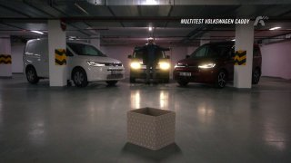 Recenze Volkswagenu Caddy Cargo, Life a Style s motory 2.0 TDI