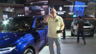 Shanghai Motor Show 1