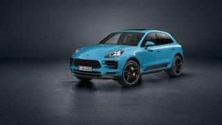 Porsche představuje v Šanghaji nový Macan