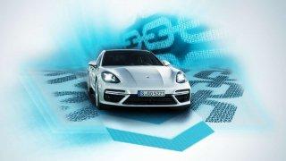 Porsche integruje blockchain do automobilu