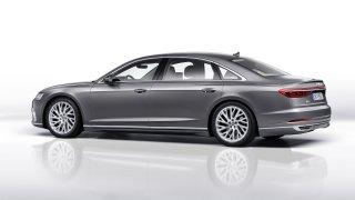 Prohlédněte si novou A8, vlajkovou loď Audi