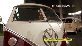 Oslava 70. výročí modelu Volkswagen Transporter
