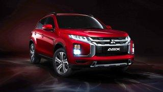 Mitsubishi představí nové ASX