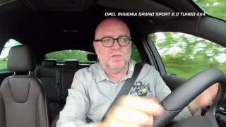 Test Opelu Insignia Grand Sport 2.0 Turbo 4x4