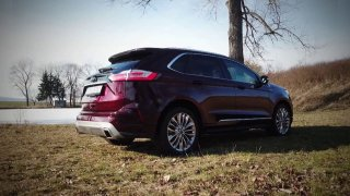 Test velkého SUV Ford Edge 2.0 EcoBlue Bi-Turbo AWD Vignale