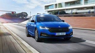 Přijíždí nová Škoda Octavia Sportline. Pro ty, kterým se líbí RS, ale nepotřebují silný motor