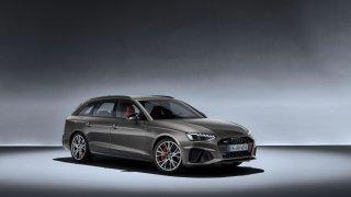 Audi A4 Avant 2019 6